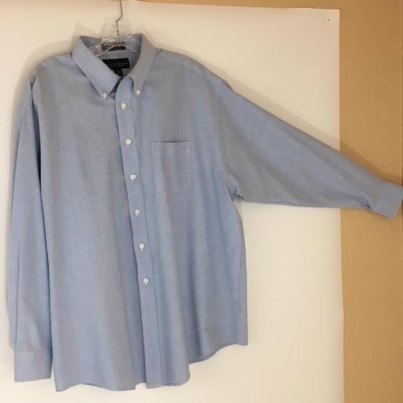 643916c8c10 Craft   Barrow Other - Men s Croft   Barrow Blue Oxford Button Down Shirt